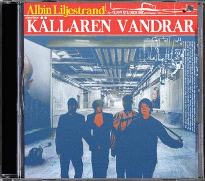 Albin Liljestrand: Källaren Vandrar (CD)
