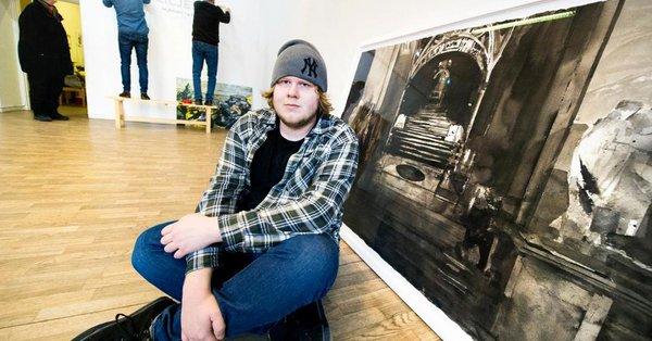 Albin Liljestrand - Galleri Konst i Karlstad