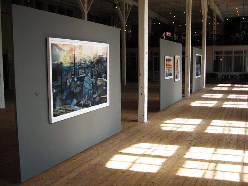 Albin Liljestrand - utställning Sliperiet #3