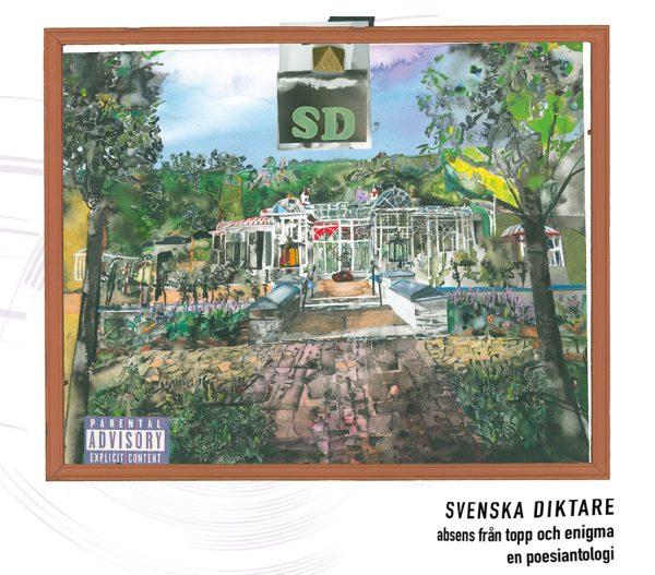 Svenska diktare : absens från topp och enigma (2 CD)