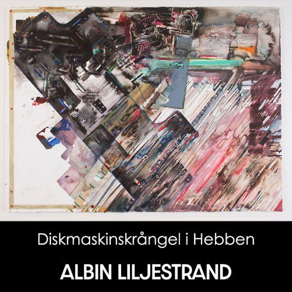 Albin Liljestrand - Diskmaskinskrångel i Hebben