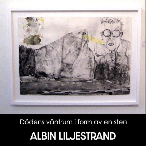 Albin Liljestrand - Dödens väntrum i form av en sten
