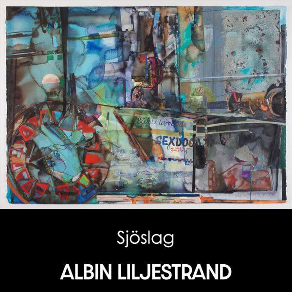 Albin Liljestrand - Sjöslag