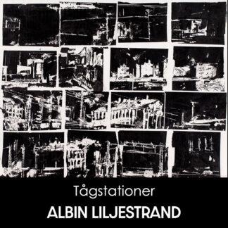 Albin Liljestrand - Tågstationer