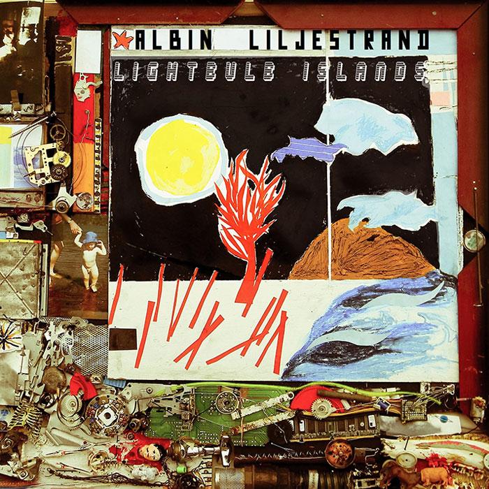 Omslag till musikalbumet Lightbulb Islands