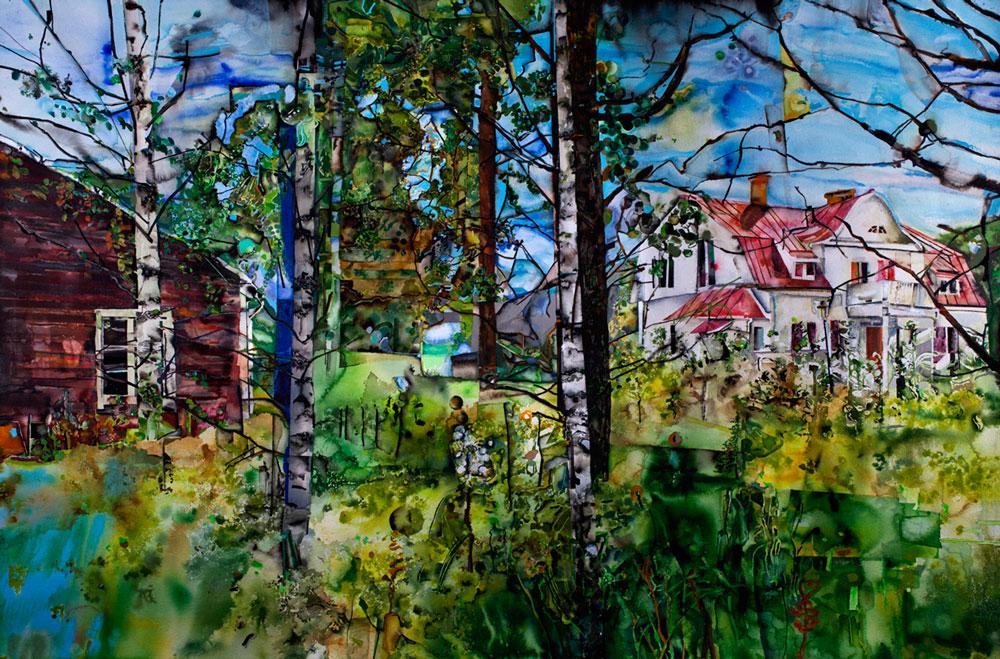 Prästgård i Höljes