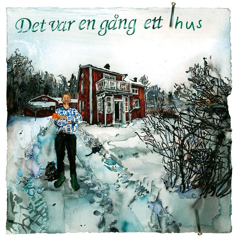 Husporträtt Albin Liljestrand