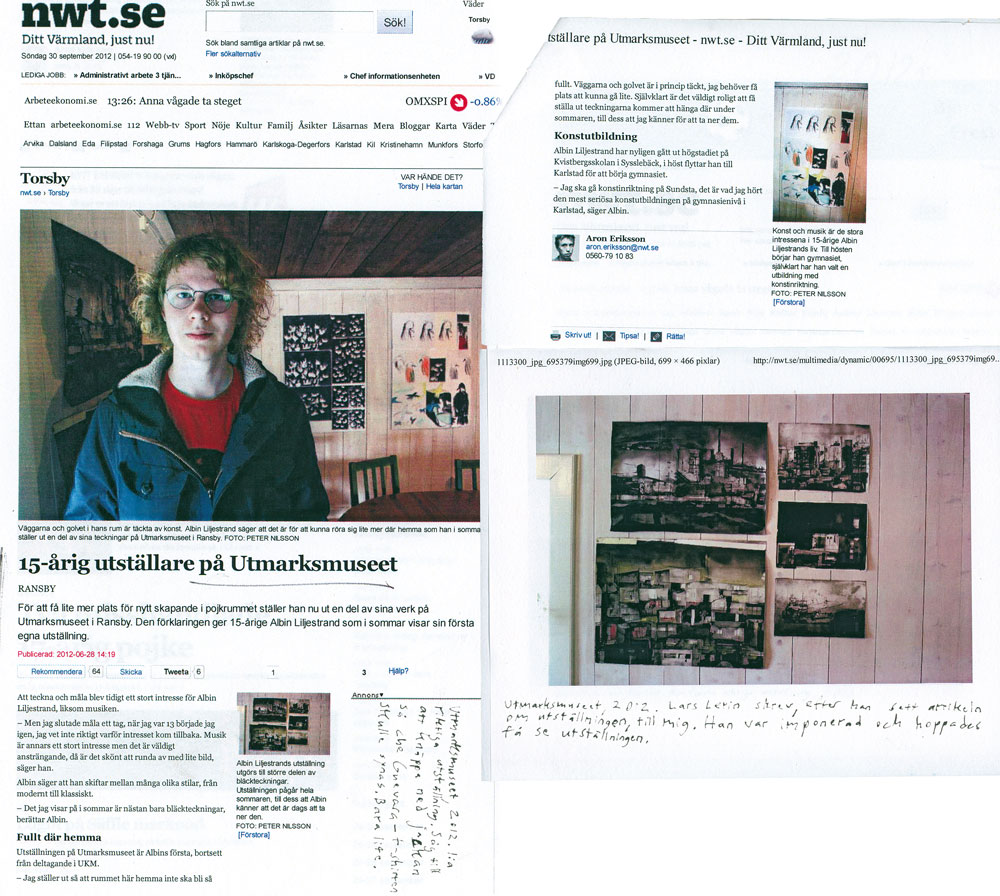 Utmarksmuseet Albin Liljestrand
